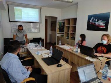DIGCIT Project meeting in Constanta 3