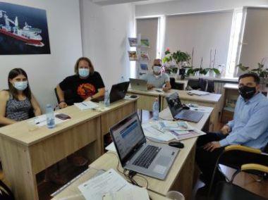 DIGCIT Project meeting in Constanta 2