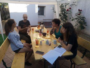 Erasmus+ Language Café
