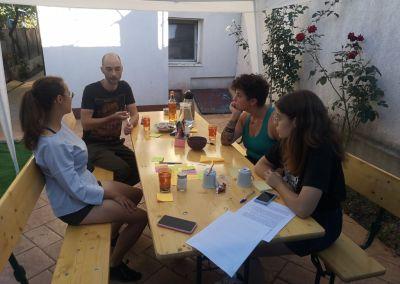 Language Cafe n°8, August 2021, Constanta