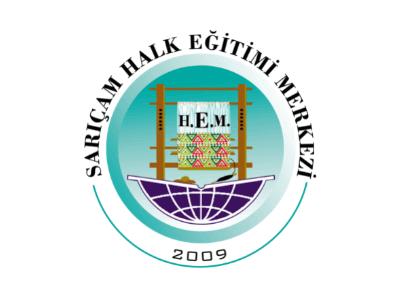 Saricam Halk Egitimi Merkezi Turkey Logo