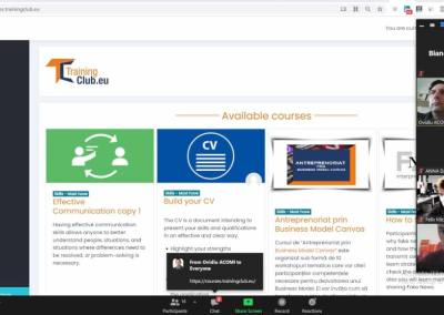 Webinar DIGCIT, October 2021, Online