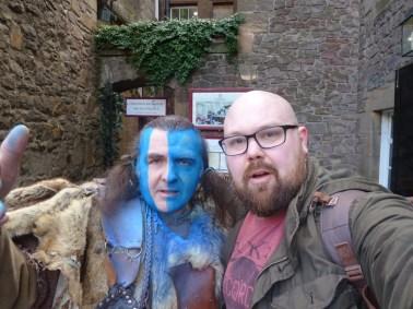 Making friends in Edinburgh
