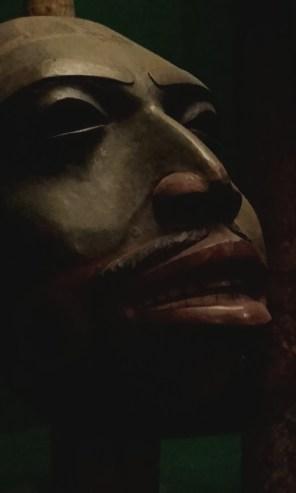Northern Kwaikiutl Mask