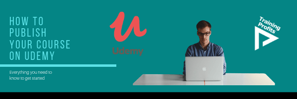 How To Publish Your Course On Udemy