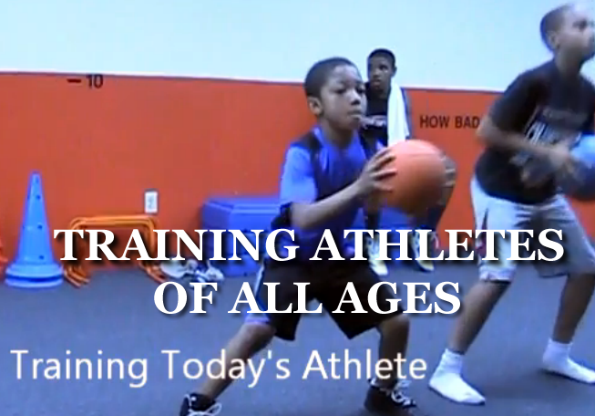 Athletes of All Ages