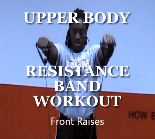 Upper Body Resistance Band Training