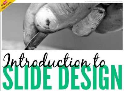 Great PowerPoint Example 2 - Slide Design