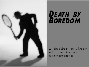 Death by Boredom Title Page