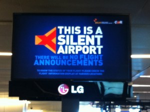 Silent Airport