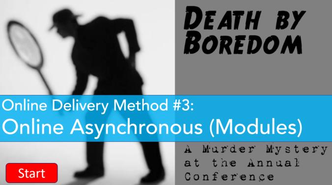 Online Asynchronous (Module)