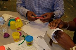 Play Doh Activity
