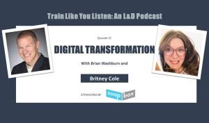 Digital Transformation with Britney Cole