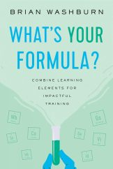 What's your formula by Brian Washburn