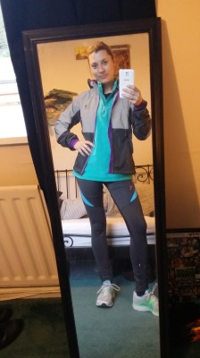 Wrapping up warm for those winter runs!