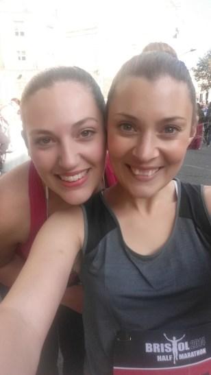 My running partner!