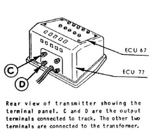 Lionel Train E Unit Wiring Diagrams CQ C7413u Power Supply
