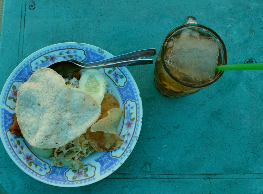 Make time to sample all the great street eats as part of your three day Yogyakarta itinerary