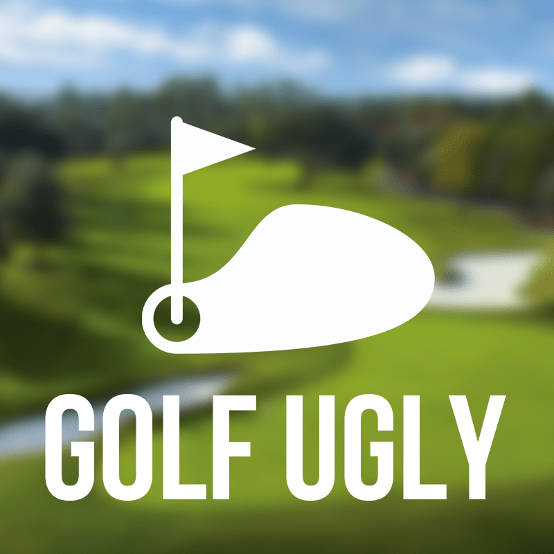 Train Ugly for Golf by David Ogrin