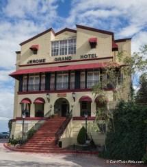 The Asylum Restaurant Jerome AZ