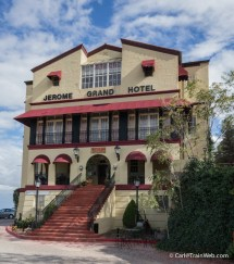 Grand Hotel Jerome Arizona