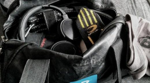 Gymgear – Wat zit er in mijn tas?