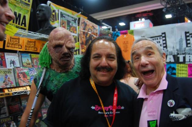 Ron Jeremy Interview Trainwreck D Society
