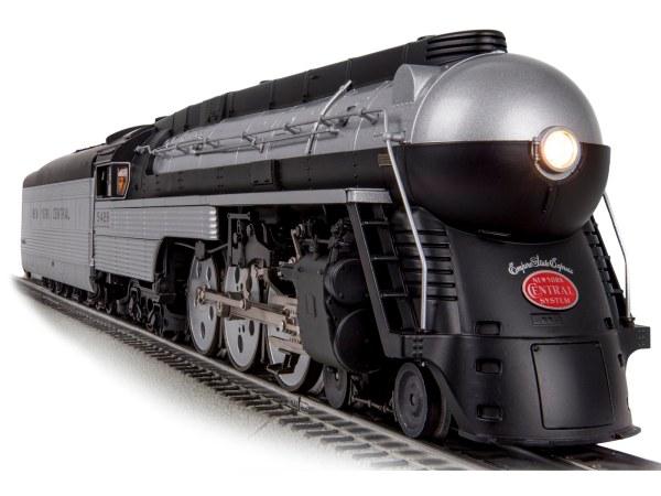 Lionel 6-82534 York Central J3a 4-6-4 Hudson Steam