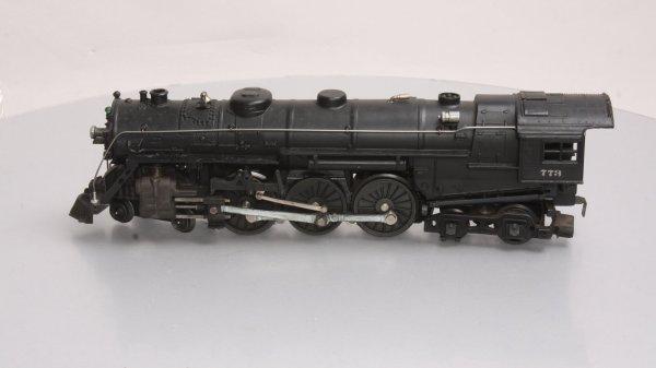 Lionel 773 4-6-4 Hudson Steam Locomotive - 1950 Version