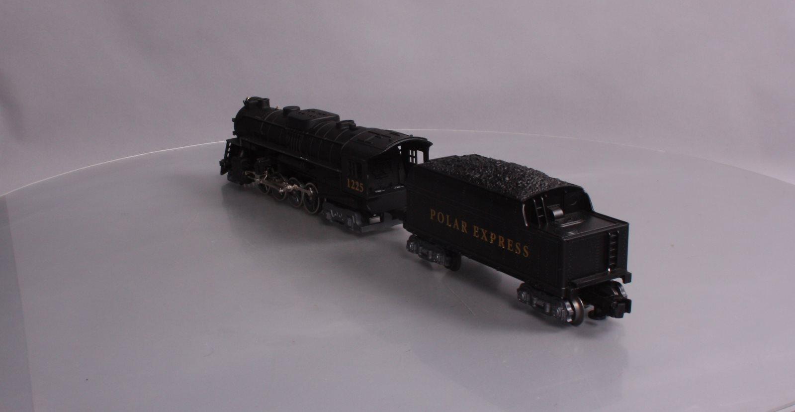 Lionel 6-84328 O The Polar Express Locomotive w/ Tender #1225 | eBay