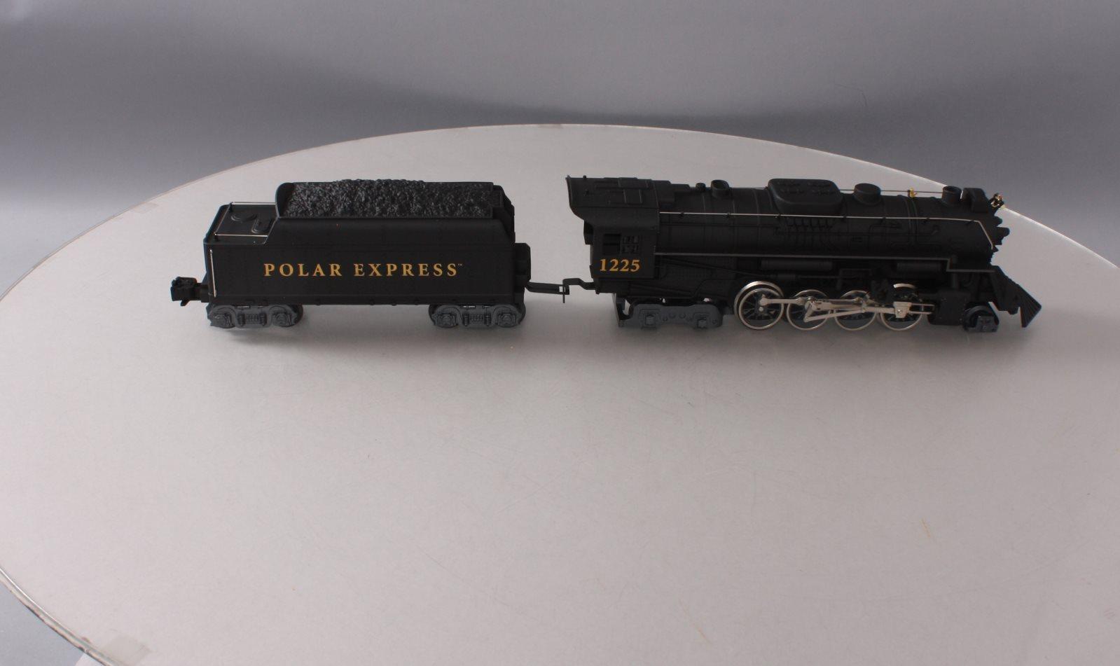 Lionel 6-84328 O The Polar Express Locomotive w/ Tender #1225 23922843289 | eBay