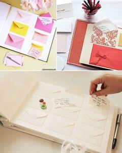 idée livre d'or mariage DIY : comment trouver une idée originale