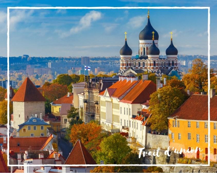 destination EVJF à Tallinn