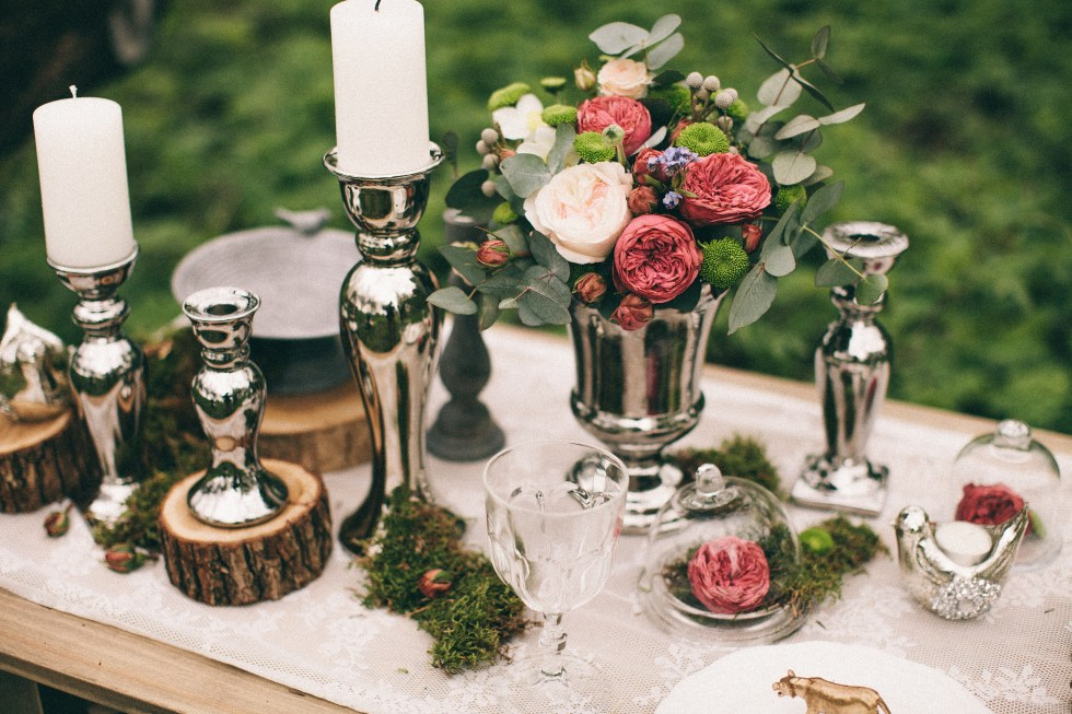 Recycler décorations mariage