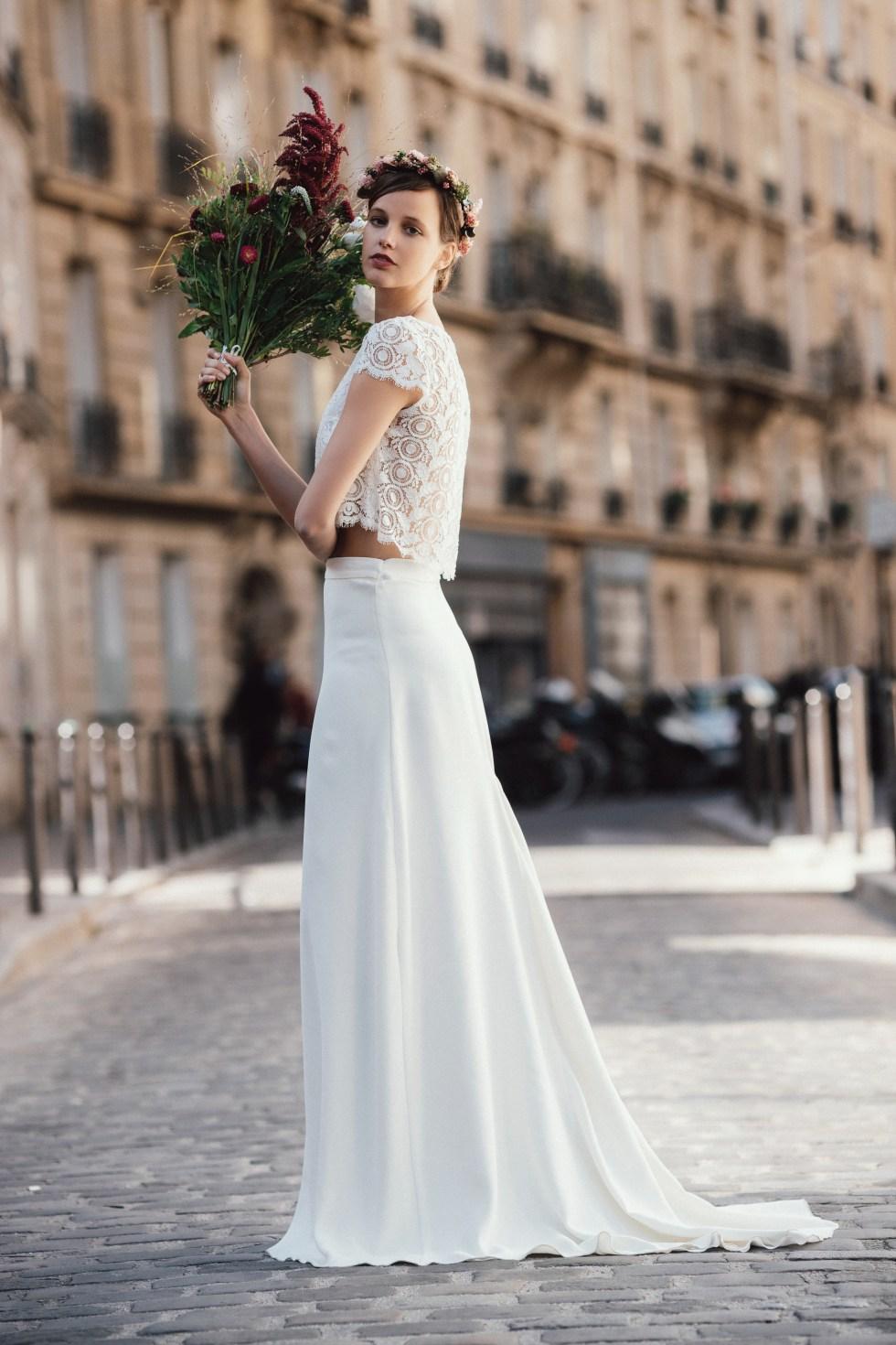robe de mariée éco-responsable