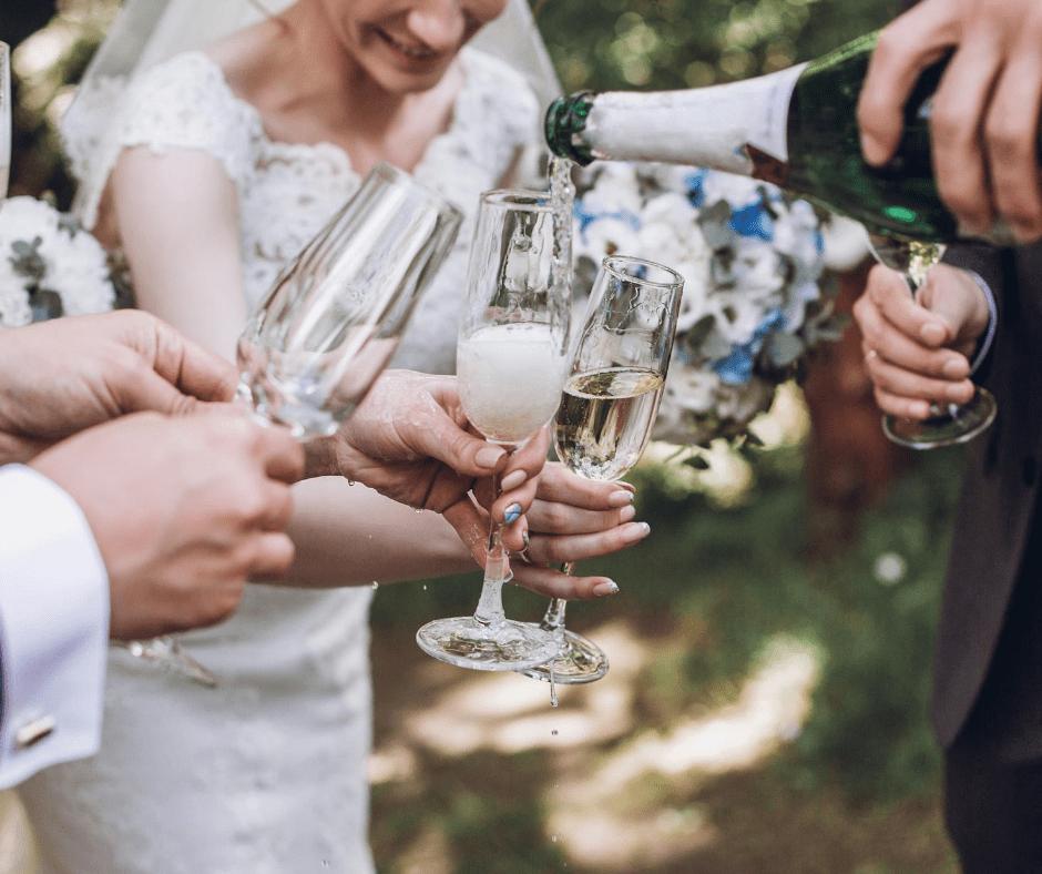 préparer un mariage simple