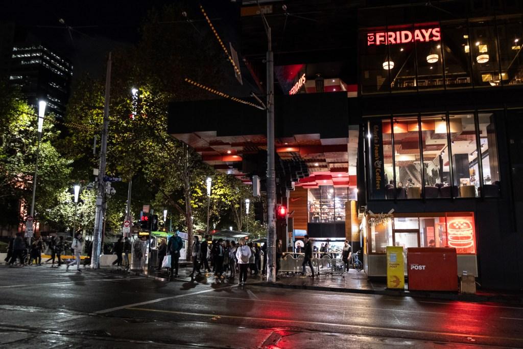 quartier melbourne ville australie