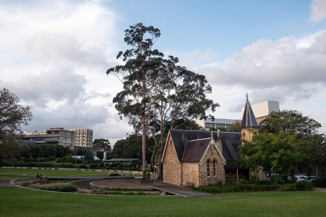 eglise sydney australie centre ville