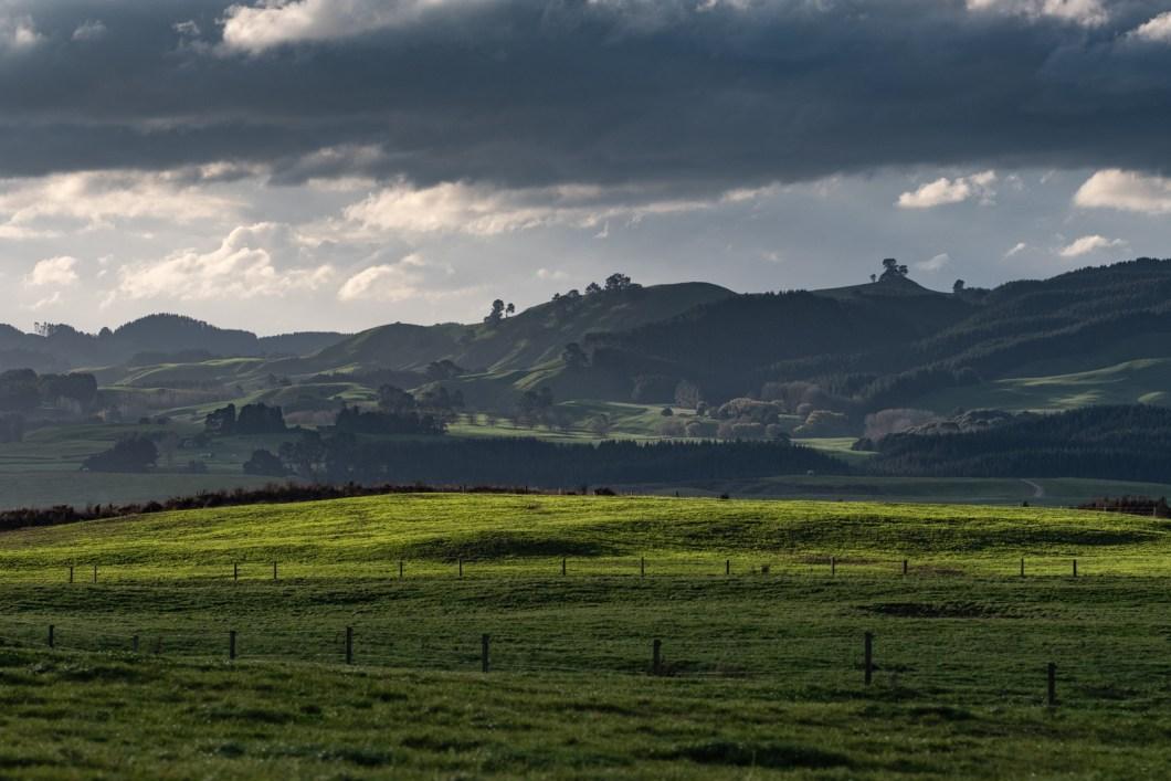 ile nord nouvelle-zélande pacifique paysage