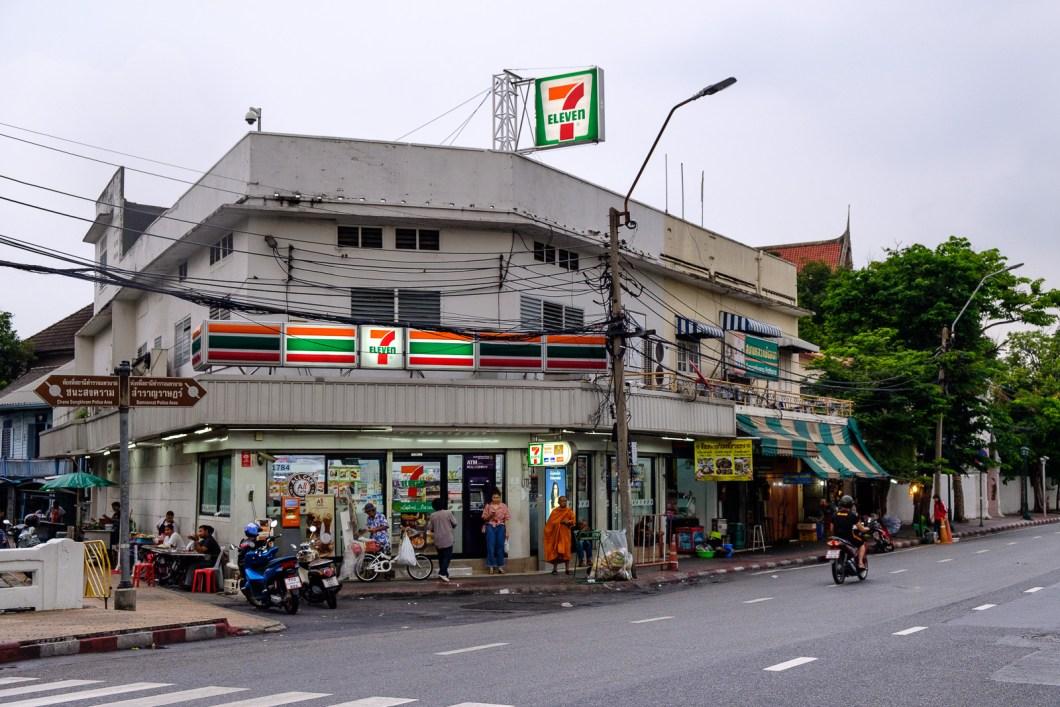 seven-eleven store