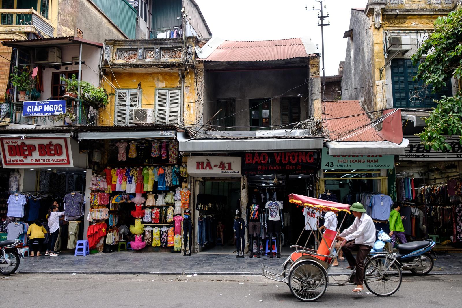 hanoi ville capitale