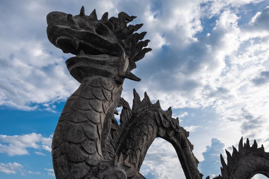 dragon hang mua