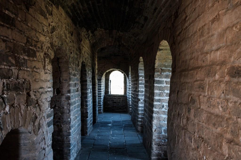 tour de la grande muraille de chine