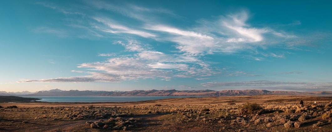 paysage el calafate argentine patagonie panoramique
