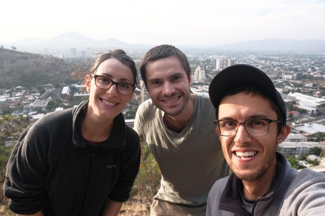 robin santiago chili capitale ville