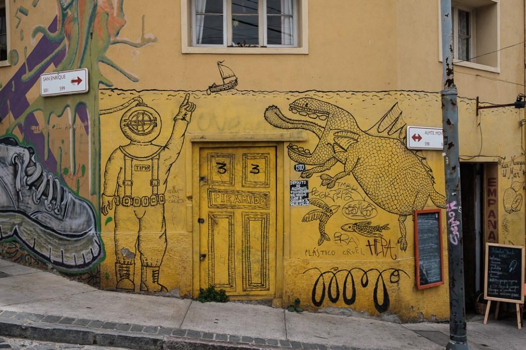valparaiso chili ville unesco