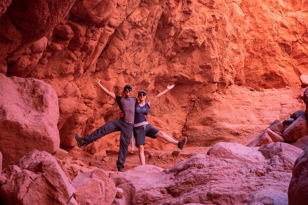 uquia canyon rouge salta argentine