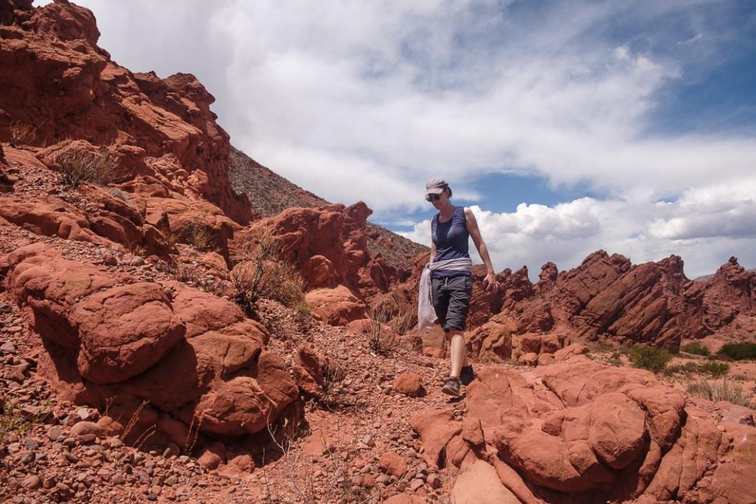 uquia argentine salta canyon