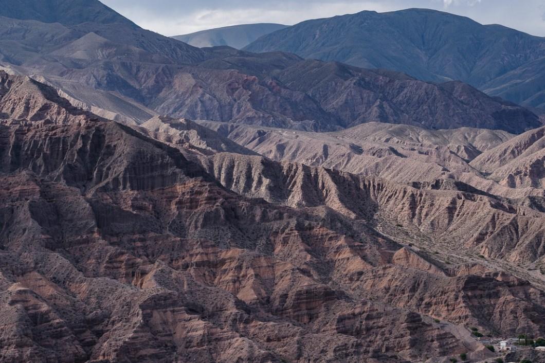 salta argentine montagne quebrada humahuaca