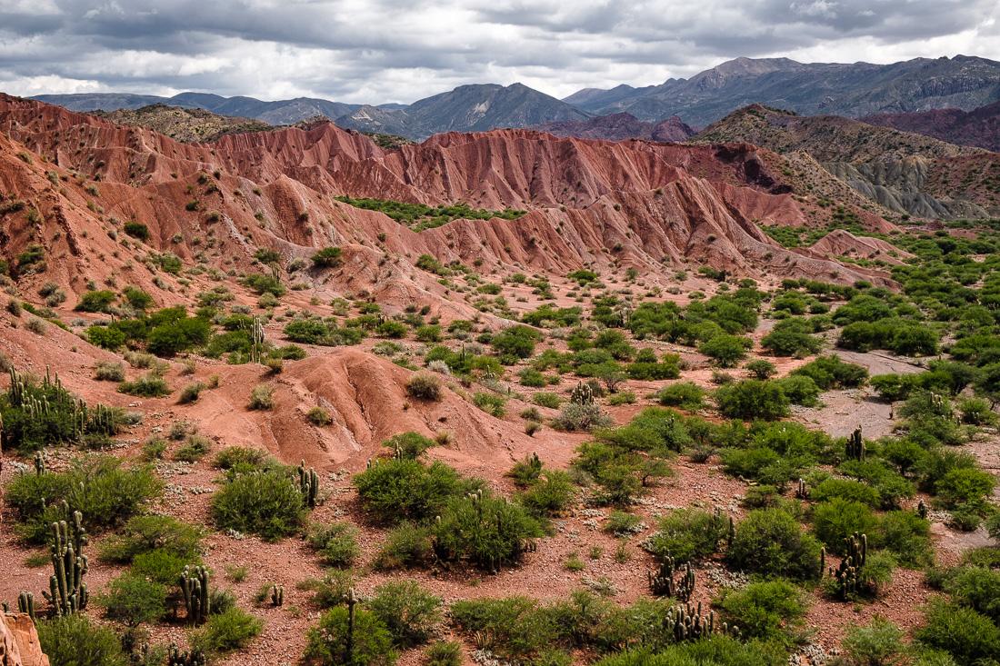 tupiza bolivie paysage désert lipez